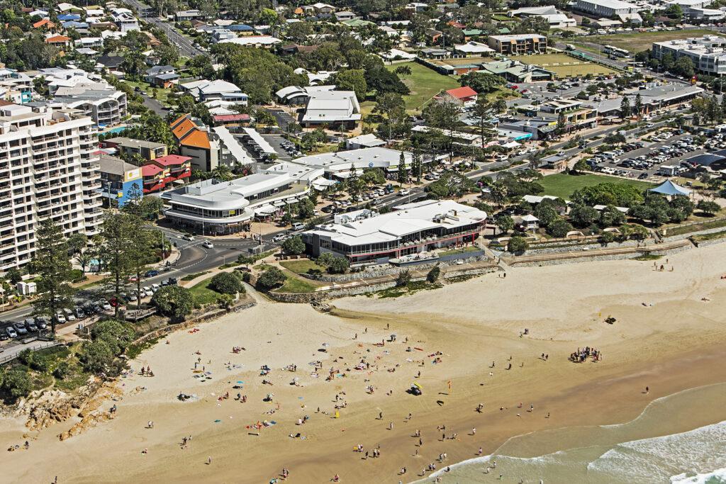 Coolum Beach - Learn to Surf - Coolum Surfing School