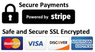 Secure Payment SSL Encrypted